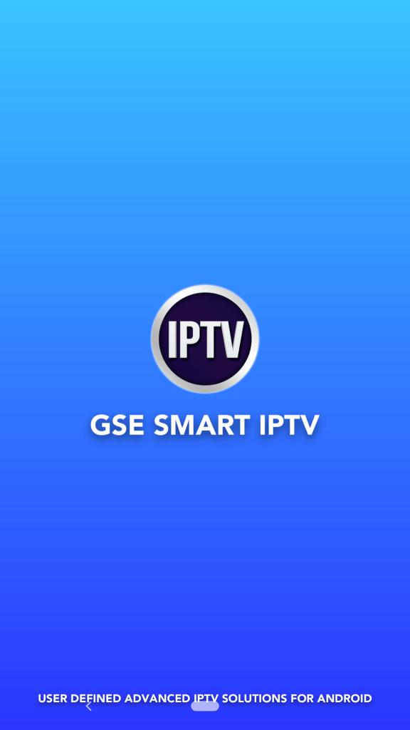 IPTV sur Chromecast